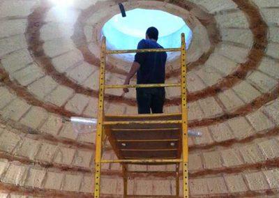Unique Dome Insulation